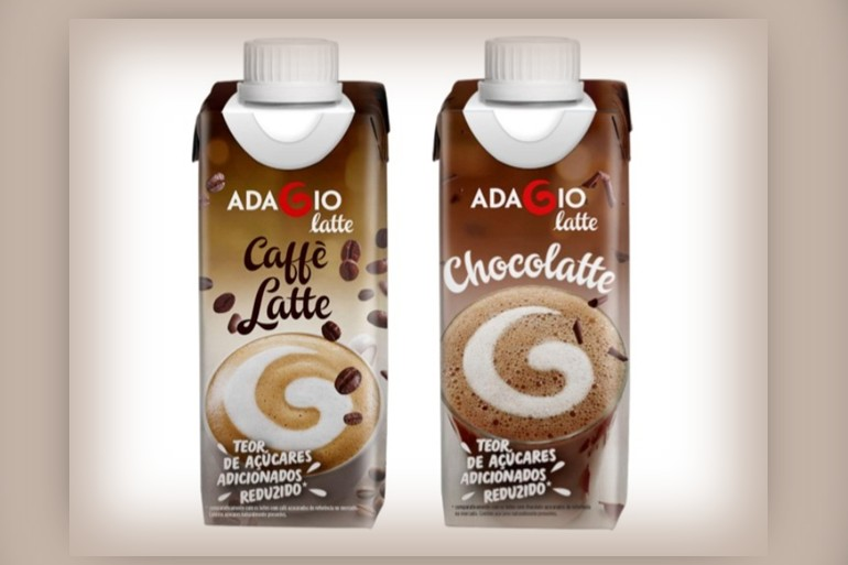 "Adagio lança nova bebida para consumo ""on the go"""